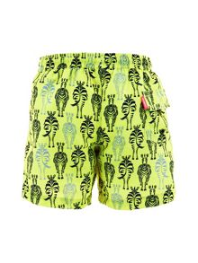 Sunuva Boys UPF 50+ Zebra Swim Short