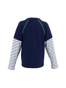 Sunuva Boys Crocodile Rash Vest
