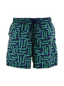 Sunuva Boys Crocodile Swim Short