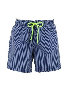 Sunuva Boys Navy Stripe Swim Short
