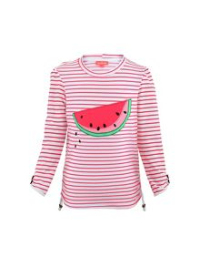 Sunuva Girls UPF 50+ Watermelon Rash Vest