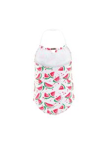 Sunuva Girls UPF 50+ Watermelon Swimsuit