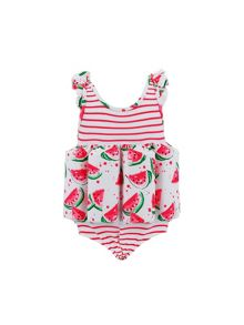 Sunuva Girls Watermelon Floatsuit