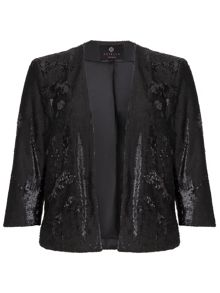 Jackie sequin jacket