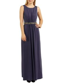 Grape orla maxi dress
