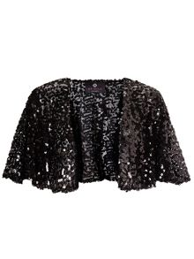 Ariella Ariella London Mimi Sequin Bolero