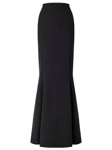 Ariella Nassia Long Peplum Skirt