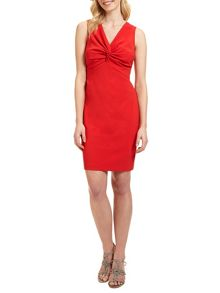 Ariella Margot tie knot shift dress