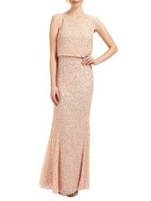 Ariella Monroe fully sequin maxi dress