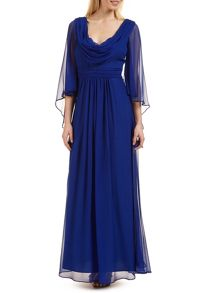 Ariella Constance silk maxi dress