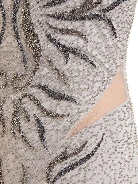 Ariella Areida beaded long dress