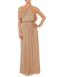 Ariella Cavalier Bridesmaid Maxi Dress