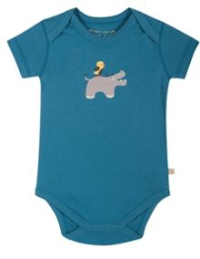 Baby Boys Playtime Body
