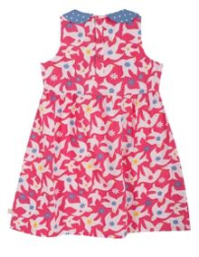 Frugi Organic Baby Girls Little Polly Party Dress