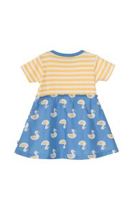 Baby Girls Boat Neck Body Dress