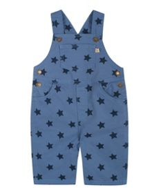 Baby Boys Little Alex Dungarees