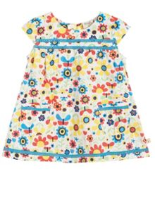 Baby Girls Playsuit Set
