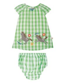Baby Girls Pretty Baby Dress Set