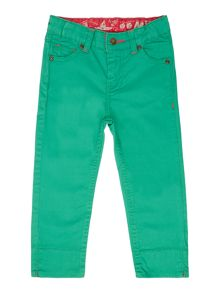 Frugi Girls Capri Pants