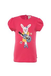 Girls Evie Applique Top