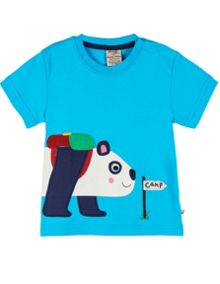 Baby Boys Little Ollie Applique T-Shirt
