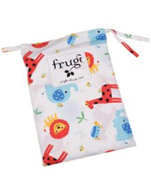 Frugi Organic Uk Cot Bed Set - Safari