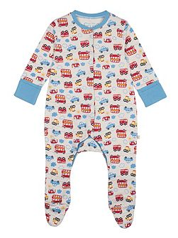 Baby boys lovely babygrow