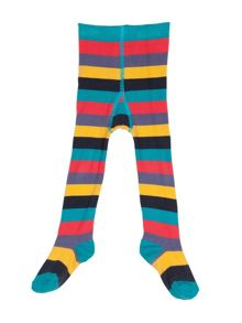 Frugi Baby girls little zoe tights