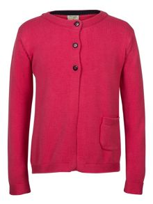 Girls isobel cardigan