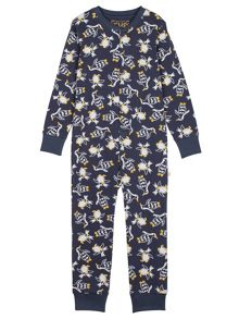 Frugi Boys awesome onesie