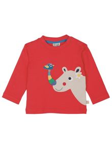 Babies little discovery applique top