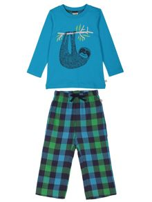 Boys super pjs