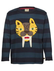 Frugi Boys discovery applique top