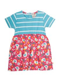 Frugi Organic Baby Girls Little Zennor Dress