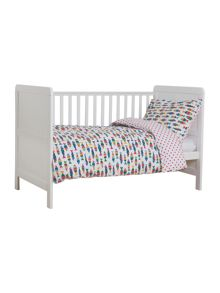 Frugi Organic Baby Girls Cot Bed Set