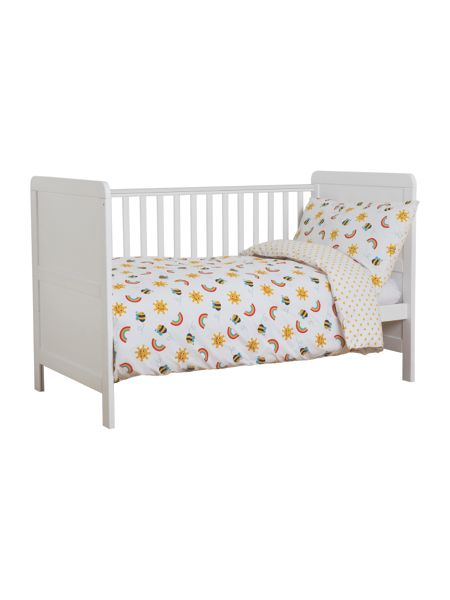 Frugi Organic Baby Cot Bed Set
