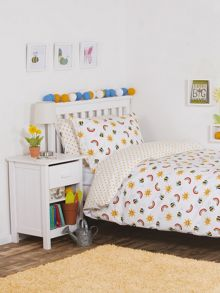 Frugi Organic Kids Single Bed Set