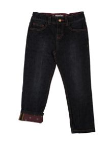 Frugi Organic Kids Girls Jilly Jeans