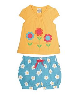 Baby Girls Kea Smock Top Outfit