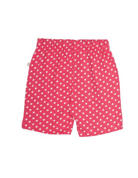 Frugi Organic Baby Girls Little Primrose PJs