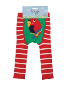Frugi Organic Baby Boys Little Knitted Leggings