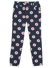 Frugi Organic Kids Girls Tresco Trousers