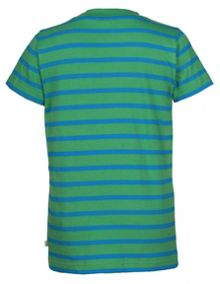 Frugi Organic Kids Boys Fowey Applique T-shirt