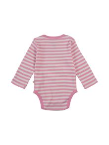 Frugi Organic Baby Mouse-Print Cotton Body