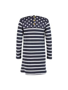 Frugi Organic Girls Thea Tunic Dress