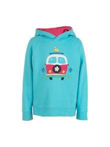 Frugi Organic Baby Girls Hedgerow Hoody