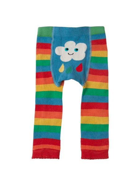 Frugi Organic Babies Little Knitted Leggings