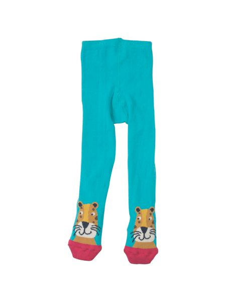 Frugi Organic Baby Girls Little Twinkle Toe Tights