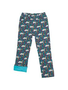 Frugi Organic Baby Girls Tresco Trousers