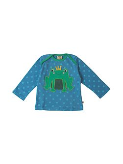 Baby Boys Bobby Applique Top